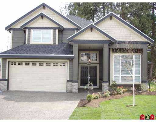 """Main Photo: 10350 175TH Street in Surrey: Fraser Heights House for sale in """"FRASER HEIGHTS"""" (North Surrey)  : MLS®# F2800862"""