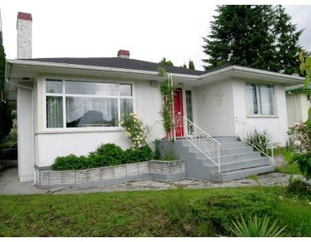 Main Photo: 8151 10TH AV in Burnaby: House for sale (East Burnaby)  : MLS®# V593055