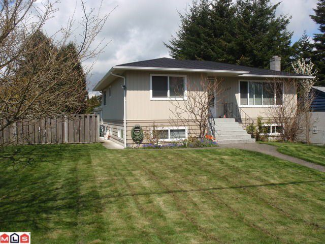 Main Photo: 15655 RUSSELL AV: White Rock House for sale (South Surrey White Rock)  : MLS®# F1110511