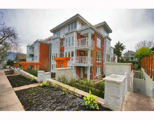 """Main Photo: 203 2626 ALBERTA Street in Vancouver: Mount Pleasant VW Condo for sale in """"THE CALLADINE"""" (Vancouver West)  : MLS®# V686685"""