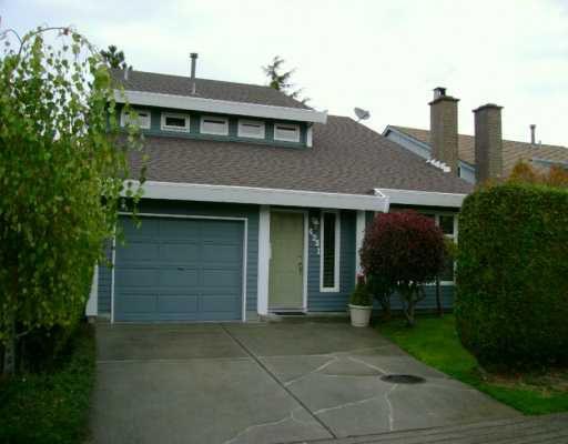Main Photo: 4731 TRIMARAN Drive in Richmond: Steveston South House for sale : MLS®# V619764