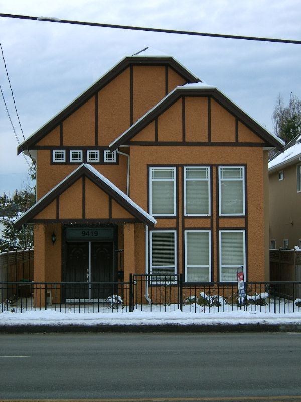Main Photo: 9419 NO 1 ROAD in Richmond: Seafair House for sale : MLS®# V624345