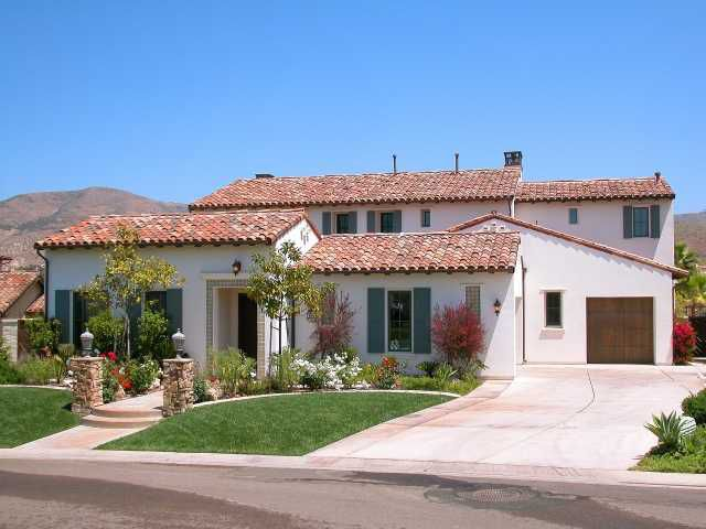 Main Photo: RANCHO SANTA FE Home for sale or rent : 4 bedrooms : 8109 Lamour in San Diego