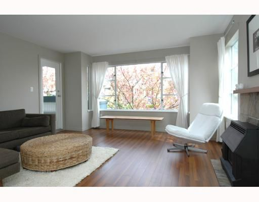 """Main Photo: 204 1641 WOODLAND Drive in Vancouver: Grandview VE Condo for sale in """"THE GALLERIA"""" (Vancouver East)  : MLS®# V641735"""
