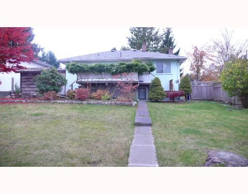 Main Photo: 6592 CLINTON ST in Burnaby: South Slope House for sale (Burnaby South)  : MLS®# V676771