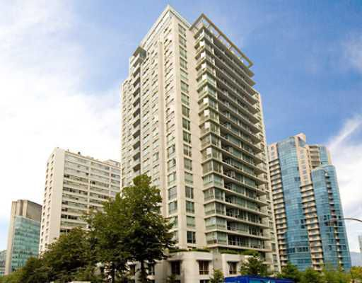"""Main Photo: 2203 1420 W GEORGIA Street in Vancouver: West End VW Condo for sale in """"THE GEORGE"""" (Vancouver West)  : MLS®# V688392"""