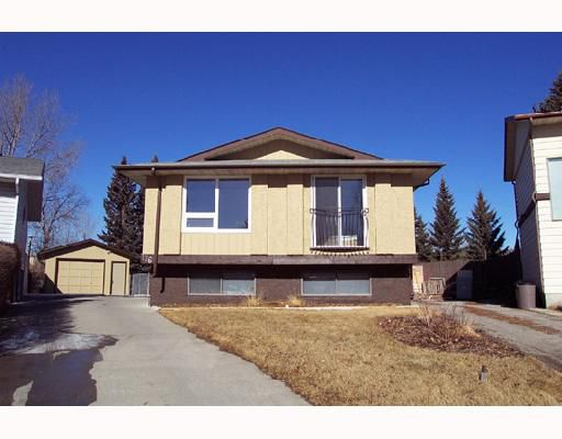 Main Photo: 176 BOW GREEN Crescent NW in CALGARY: Bowness Residential Detached Single Family for sale (Calgary)  : MLS®# C3312418