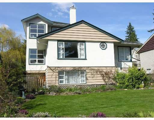 Main Photo: 244 St James  Road W in North Vancouver: Upper Lonsdale House for sale : MLS®# V640901