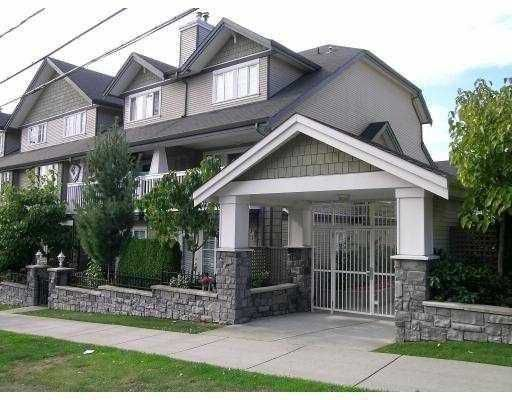 """Main Photo: 14 232 10TH Street in New_Westminster: Uptown NW Townhouse for sale in """"COBBLESTONE WALK"""" (New Westminster)  : MLS®# V678528"""