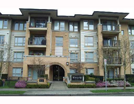 """Main Photo: 312 2338 WESTERN Parkway in Vancouver: University VW Condo for sale in """"WINSLOW COMMONS"""" (Vancouver West)  : MLS®# V696812"""