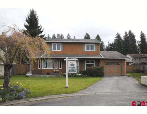 Main Photo: 20421 89A Avenue in Langley: Walnut Grove House for sale : MLS®# F2811517