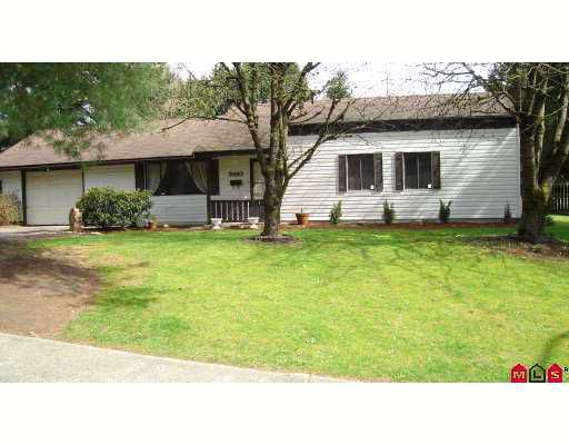 """Main Photo: 3440 WRIGHT Street in Abbotsford: Abbotsford East House for sale in """"Clayburn"""" : MLS®# F2707824"""