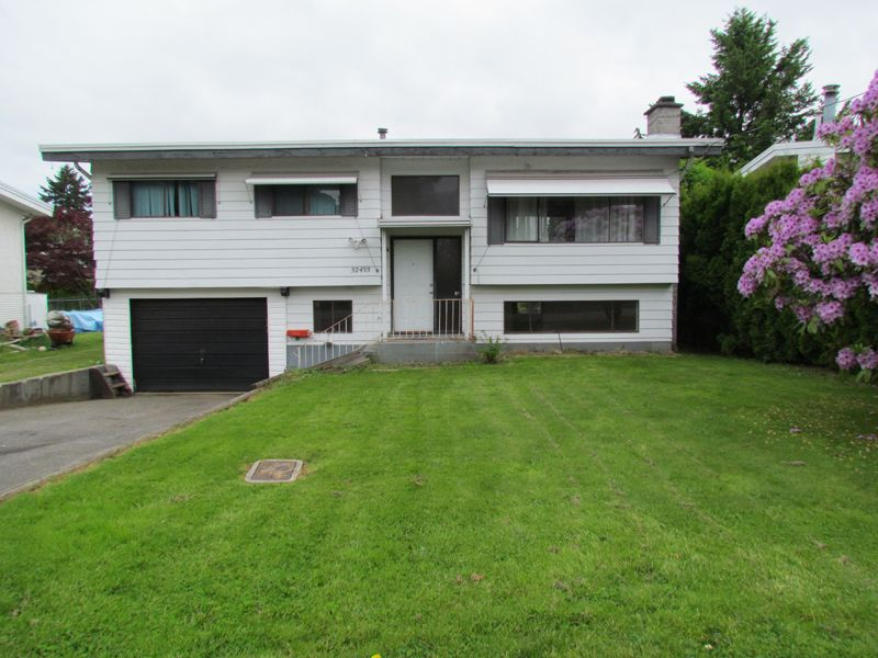 Main Photo: 32453 PANDORA AV in ABBOTSFORD: Abbotsford West House for rent (Abbotsford)