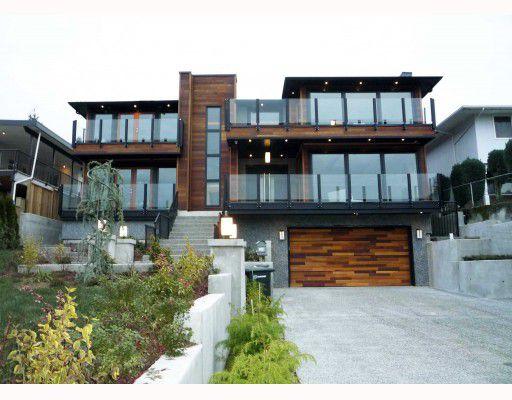 Main Photo: 1068 HOLDOM AV in Burnaby: Parkcrest House for sale (Burnaby North)  : MLS®# V798330
