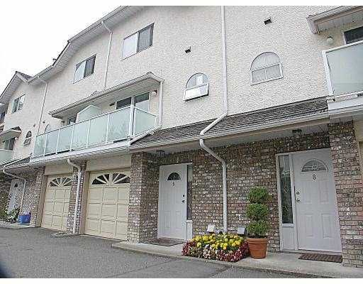 Main Photo: 9 8711 GENERAL CURRIE Road in Richmond: Condo for sale : MLS®# V659774