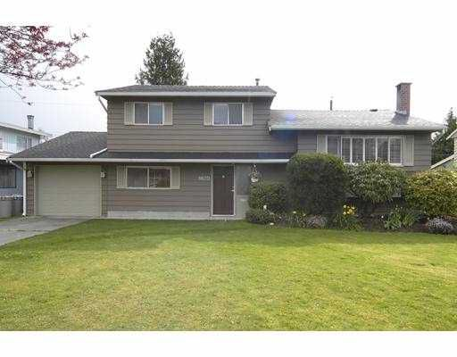 Main Photo: 8620 FAIRFAX in Richmond: Seafair House for sale : MLS®# V702825