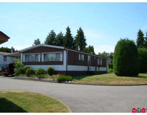 "Main Photo: 12 8254 134TH Street in Surrey: Queen Mary Park Surrey Manufactured Home for sale in ""Westwood"" : MLS®# F2718820"