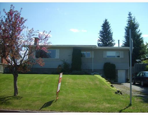 Main Photo: 1289 BABINE in Prince George: N79PGW House for sale (N79)  : MLS®# N179789
