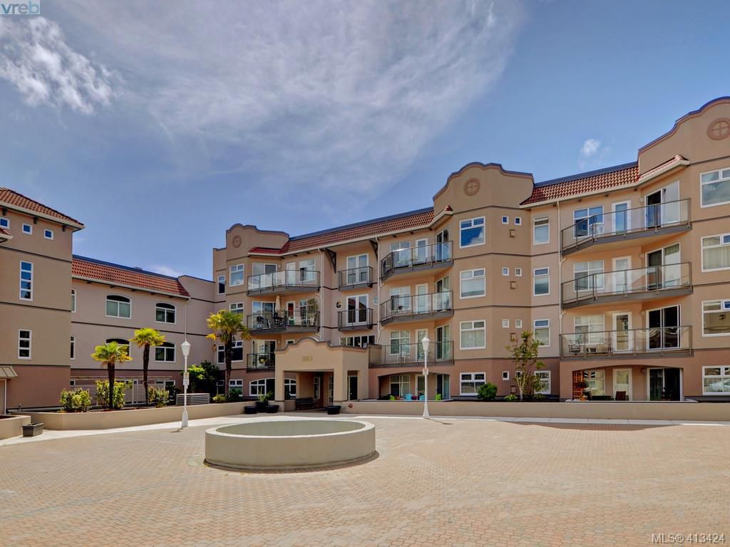 Main Photo: 311 1083 Tillicum Road in VICTORIA: Es Kinsmen Park Condo Apartment for sale (Esquimalt)  : MLS®# 413424