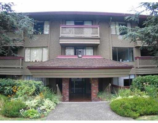 """Main Photo: 207 436 7TH Street in New_Westminster: Uptown NW Condo for sale in """"REGENCY COURT"""" (New Westminster)  : MLS®# V664955"""