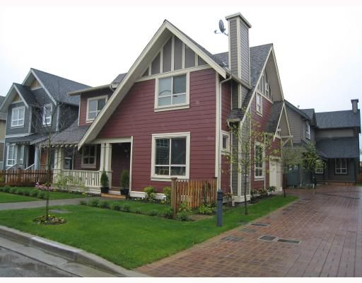"""Main Photo: 232 HOLLY Avenue in New_Westminster: Queensborough House for sale in """"RED BOAT AT PORT ROYAL"""" (New Westminster)  : MLS®# V709218"""