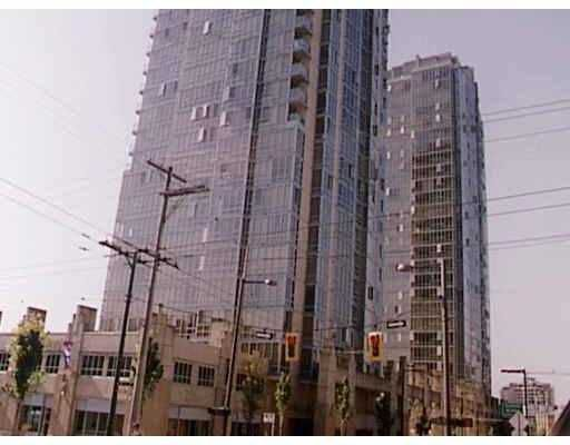 Main Photo: 1502 930 CAMBIE ST in Vancouver: Downtown VW Condo for sale (Vancouver West)  : MLS®# V549160