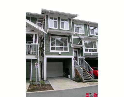 "Main Photo: 15168 36TH Ave in Surrey: Morgan Creek Townhouse for sale in ""SOLAY"" (South Surrey White Rock)  : MLS®# F2707724"