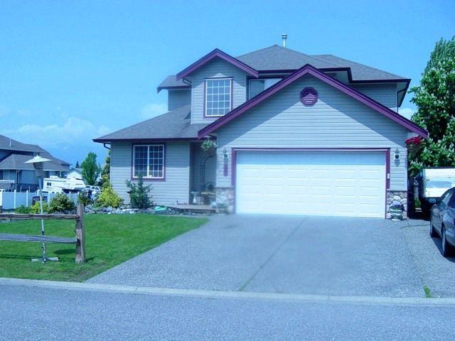 Main Photo: 1 5530 Teskey Road in Chilliwack: House for sale : MLS®# H1102328