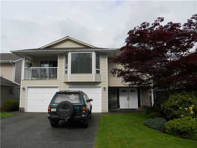 """Main Photo: 1197 BROCKTON PL in North Vancouver: Indian River House for sale in """"INDIAN RIVER"""" : MLS®# V892186"""