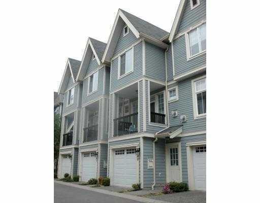Main Photo: 40 7511 NO 4 Road in Richmond: McLennan North Townhouse for sale : MLS®# V712229