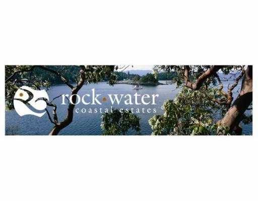 "Main Photo: LOT 15 ROCK WATER COASTAL ESTATES BB in No City Value: Pender Harbour Egmont Land for sale in ""ROCK*WATER COASTAL ESTATES"" (Sunshine Coast)  : MLS®# V546619"