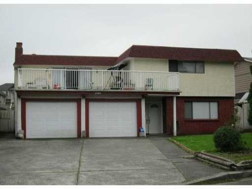 Main Photo: 11380 Seahurst Rd in Richmond: House for sale : MLS®# v852079
