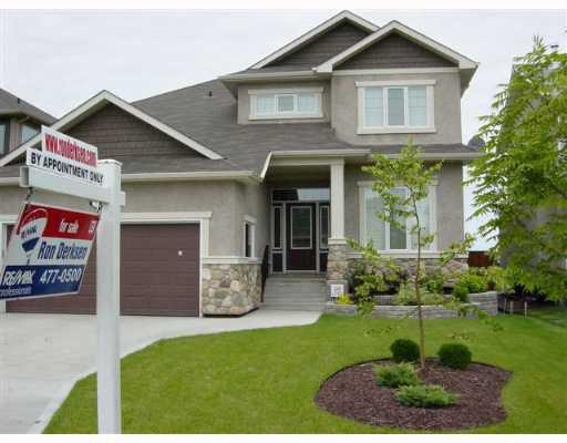 Main Photo: 55 VADEBONCOEUR Drive in WINNIPEG: St Vital Single Family Detached for sale (South East Winnipeg)  : MLS®# 2711415