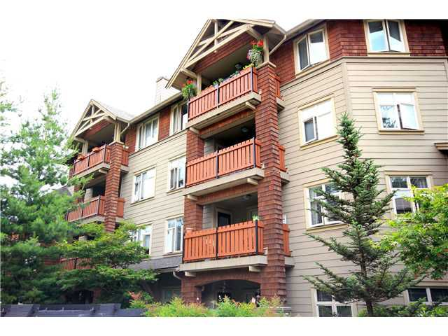 """Main Photo: # 310 18 SMOKEY SMITH PL in New Westminster: GlenBrooke North Condo for sale in """"THE CROFTON"""" : MLS®# V901403"""