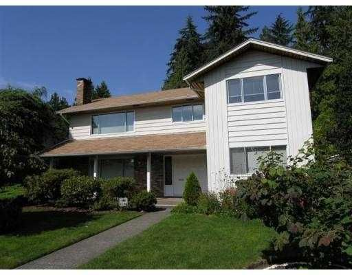 Main Photo: 2009 Boulevard Crescent in North Vancouver: Boulevard House for sale : MLS®# V664845