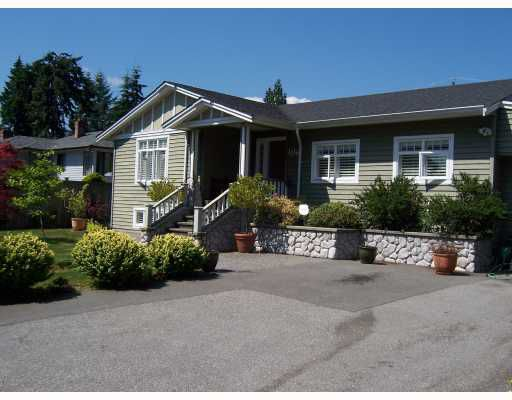 Main Photo: 1018 RIDGEWOOD Drive in North_Vancouver: Capilano Highlands House for sale (North Vancouver)  : MLS®# V674441