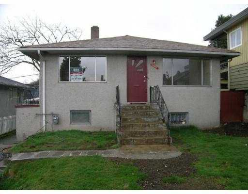 Main Photo: 4809 ALBERT Street in Burnaby: Capitol Hill BN House for sale (Burnaby North)  : MLS®# V694530