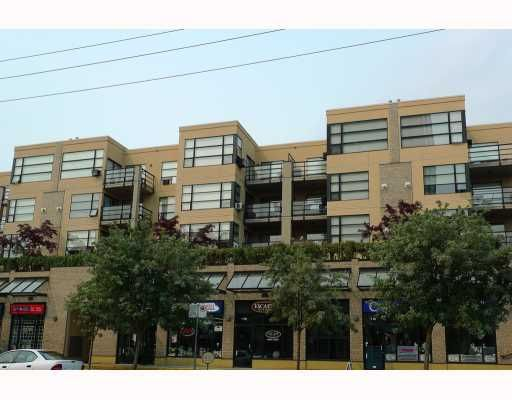 Main Photo: 202-124 West 3rd Street in North Vancouver: Lower Lonsdale Condo for sale : MLS®# V771919