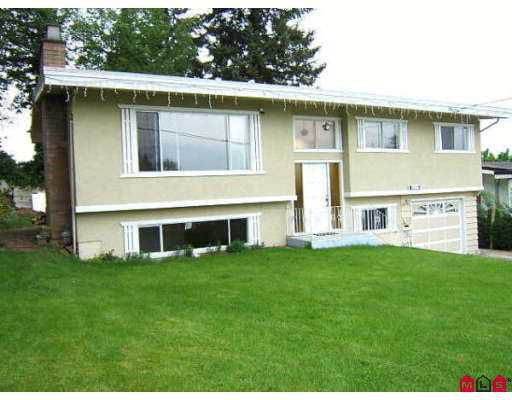 Main Photo: 2579 TULIP in Abbotsford: Abbotsford West House for sale : MLS®# F2716612