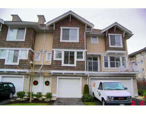 """Main Photo: 55 20760 DUNCAN Way in Langley: Langley City Townhouse for sale in """"WYNDHAM LANE"""" : MLS®# F2731154"""