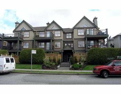 """Main Photo: 205 935 W 15TH AV in Vancouver: Fairview VW Condo for sale in """"THE EMPRESS"""" (Vancouver West)  : MLS®# V539564"""