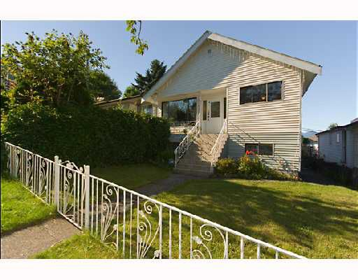"Main Photo: 423 E 22ND Avenue in Vancouver: Fraser VE House for sale in ""SOMO AREA"" (Vancouver East)  : MLS®# V662873"