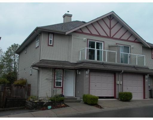 Main Photo: # 23 11229 232ND ST in Maple Ridge: Condo for sale : MLS®# V674090