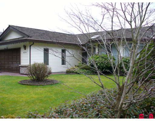 Main Photo: 14214 20TH Avenue in White_Rock: Sunnyside Park Surrey House for sale (South Surrey White Rock)  : MLS®# F2805656