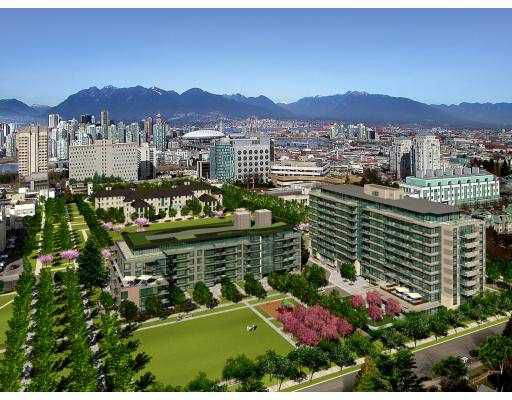 "Main Photo: 111 750 W 12TH Avenue in Vancouver: Fairview VW Condo for sale in ""TAPESTRY"" (Vancouver West)  : MLS®# V699501"