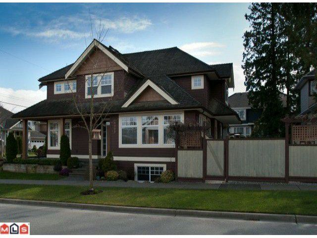Main Photo: 14988 35TH AV in Surrey: Morgan Creek House for sale (South Surrey White Rock)  : MLS®# F1107024