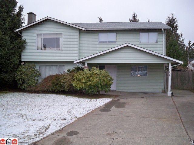 Main Photo: 27511 31B AV in Langley: Aldergrove Langley House for sale : MLS®# F1100986