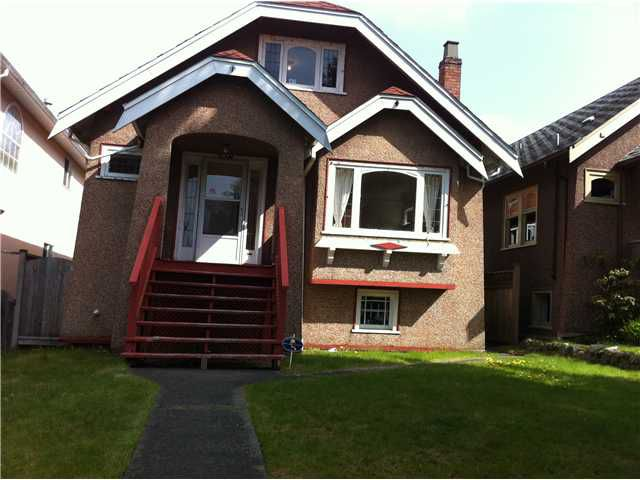 Main Photo: 3677 W 30 Avenue in vancouver: Dunbar House for sale (Vancouver West)  : MLS®# v885985