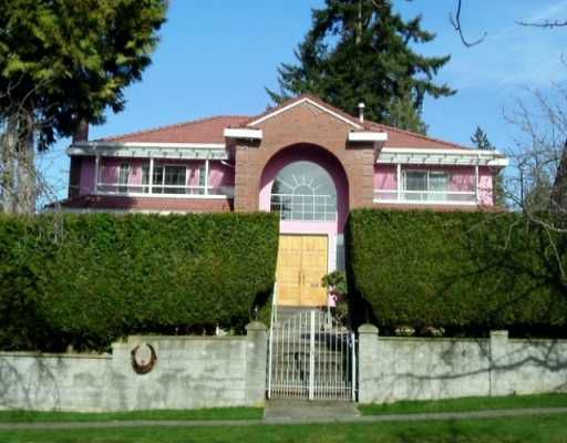 Main Photo: 3573 W 37TH Ave in Vancouver: Dunbar House for sale (Vancouver West)  : MLS®# V633144