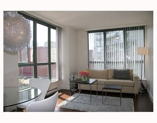 Main Photo: # 504 1188 HOWE ST in Vancouver: Condo for sale : MLS®# V775310